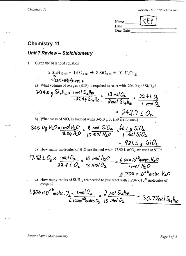 Printables Chemistry Conversion Worksheets With Answers mole conversions worksheet answers abitlikethis conversion chemistry furthermore maths worksheet