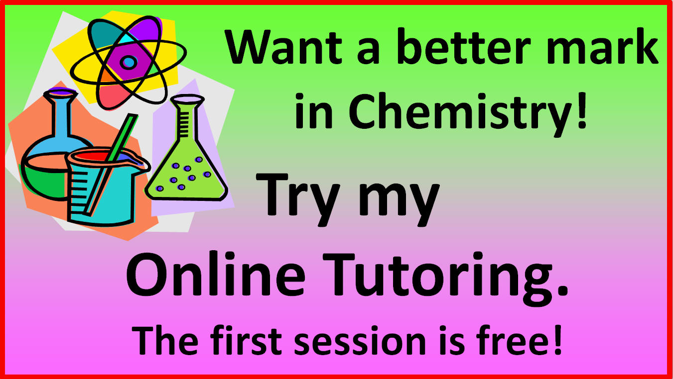 chemistry online help Looking for chemistry help our videos cover everything from high school through college such as ap chemistry, organic chemistry, and biochemistry.