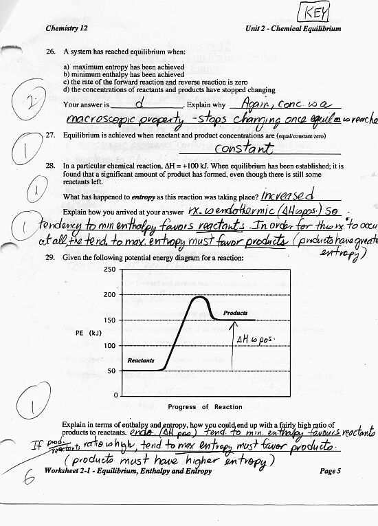 Bc Chemistry 12 Gabe The Tutor. Worksheet. Worksheet Reaction Rates Chemistry A Study Of Matter Answers At Clickcart.co